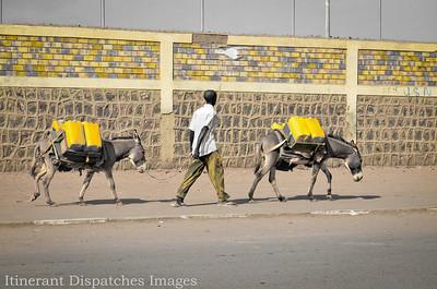 Djibouti City 2013-2015