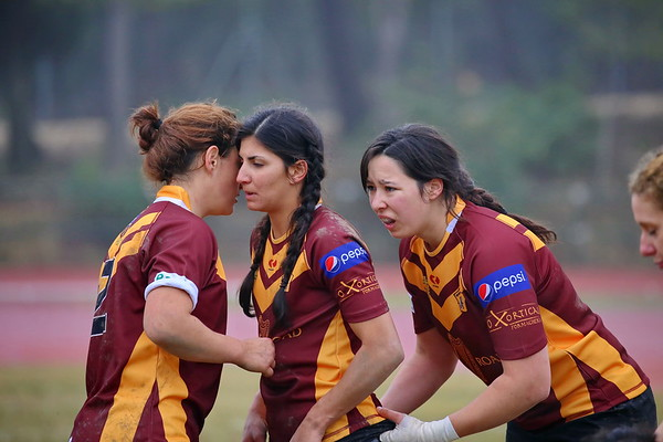 6º- Veterinaria vs Club Rugby Jaca Femenino