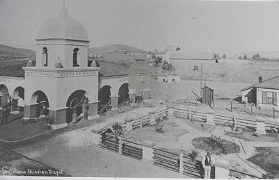 Depot San Juan Capistrano