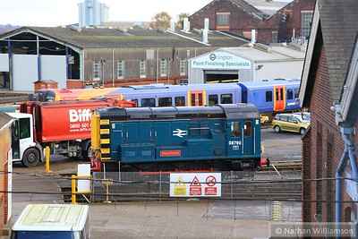 08790 in Eastleigh Works  19/11/14