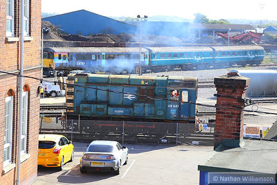 08947 in Eastleigh Works  16/09/13