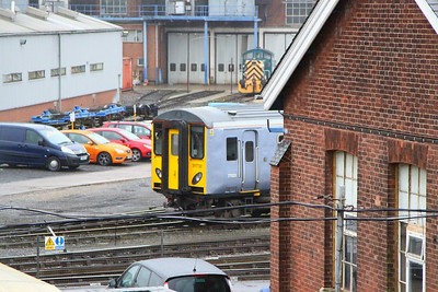 317732 in Eastleigh Works  26/10/12