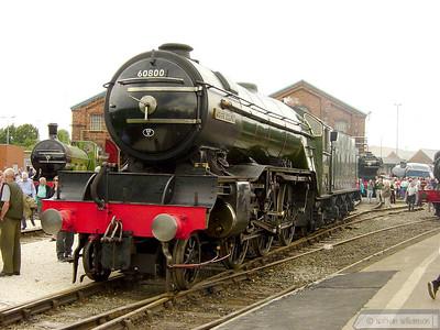 Doncaster Works 2003