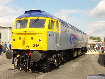Cotswold Rail