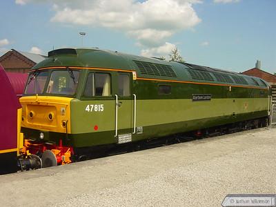 York Railfest 2004