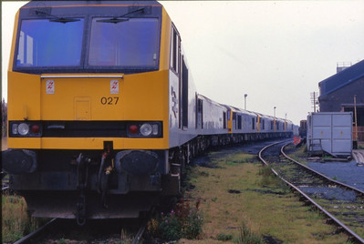 60027 stables in Immingham  11/07/1993