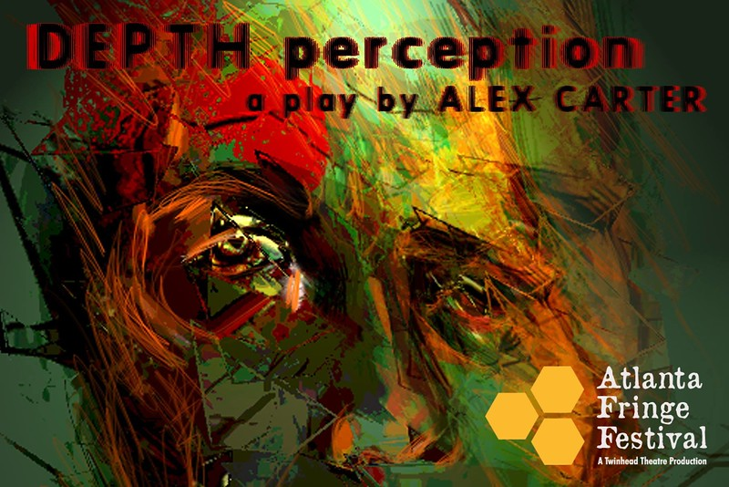Depth Perception Promo Graphic