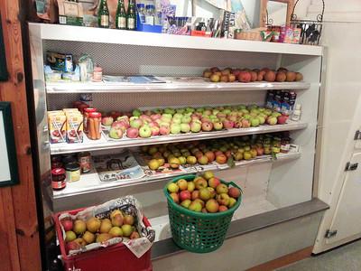 Apfelernte 2013 besser als nix :-)