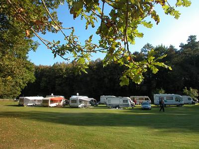 Campingclub-Treffen auf Zeltwiese