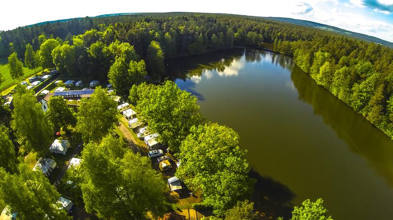 Campingführeranzeigen ADAC und ANWB 2014