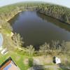 See mit Brücke Seeblickplätze U13-U22<br /> Uferrundweg Steg <br /> über U18