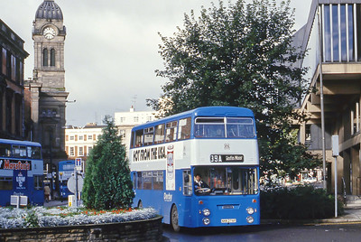 Derby 276 Corporation Street Derby Aug 85