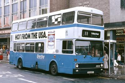 Derby 102 Victoria Street Derby Aug 85