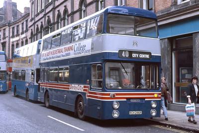 Derby 286 Market Street Derby Feb 88