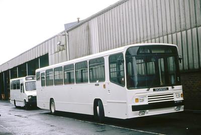 Derby 23 Alexanders Coachworks Mar 88