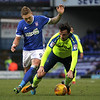 Ipswich Town v Derby County - Sky Bet Championship - 30/12/2017