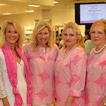 Heather Sexton, Jerri Richard, Reneaux Collins and Barbie Tafel.
