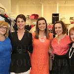 Christy Jarboe, Jenifer Kraft, Beth Griffin, Kathy Link and Chrissy Lally.