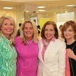 Joyce Meyer, Lisa Stemler, Lynnie Meyer and Fran Jasper.