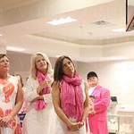 Debbie Whiting, Angela Tafel and Fran Thornton.