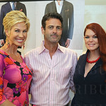 Shannon Burton, Craig Stevenson and Carrie Ann Smith.