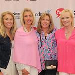 Heather Alford, Sally Gray, Cathy Surowiec and Janie Ferguson.