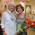 Susan Vogt and 2016 Honoree Lynda Lambert.