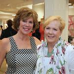 2016 Honoree Lynda Lambert and Barbie Tafel.