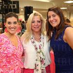 Jessica Moore, Julia Carstanjen and Kelly Salat.