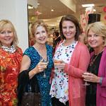 Jeanne Hilt, Norma Hanley, Kelsey and Linda Oliver.
