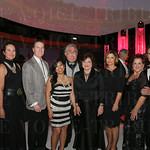 Jerry O\'Daniel, event chair Kelly O\'Daniel, Vincent Cameron, Alex Gamboa, Ben and Linda Jackson, Becky Blacketer, Charlotte and \