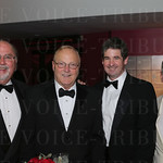 Lafe McGary, Tom Clark, Charlie Wagner and Ed List.
