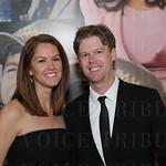Raquel Richardson and Kaus Christopher.