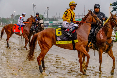 Justify Wins The 144th Running Of The Kentucky Derby