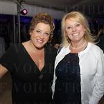 Deborah Bay and Lynette Shaw.