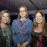 Lisa Resnik, Kendra Foster and Jennifer Bielstein.