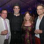 Shane Spalding, Mathias Kolehmoineu, Jennifer Bielstein and Scott Barber.