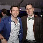 Chris Hartman and Joey Yates.
