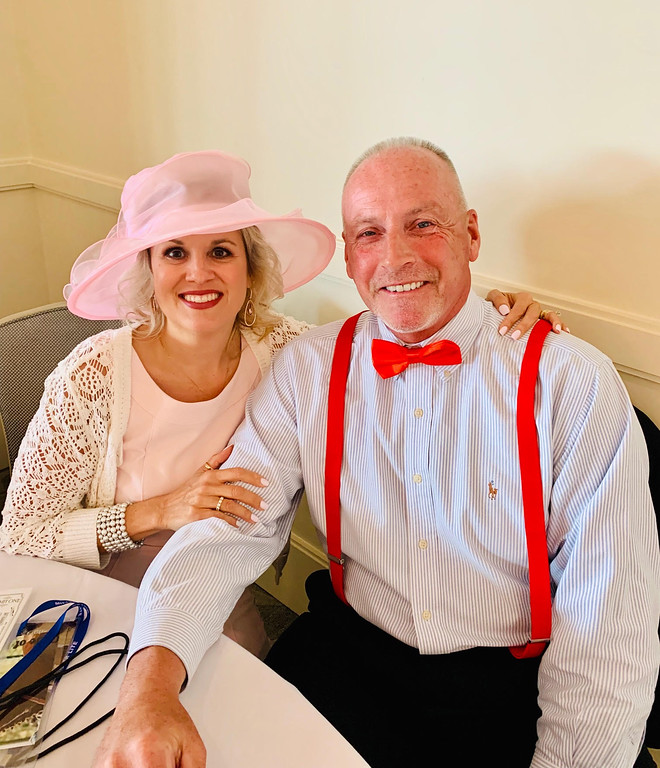 . Kendra and Dave O�Brien of Dracut