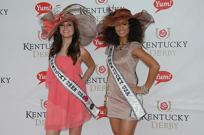 Miss Kentucky and Miss Teen Kentucky USA