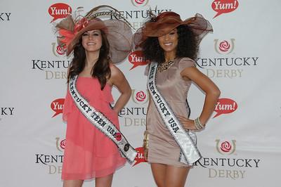 Miss Kentucky and Miss Teen Kentucky USA