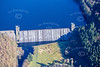 Derwent Dam from the air.