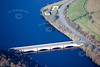 Ashopton Viaduct from the air.
