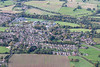 Aerial photo of Etwall.