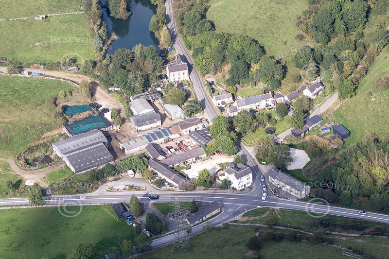 Grangemill in Derbyshire.