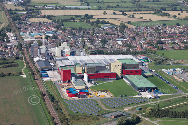 Aerial photos of Hatton.