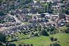 Aerial photos of Rolleston on Dove.