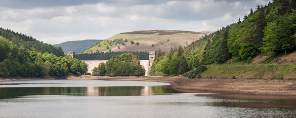 Derwent Reservoir and Howden Dam