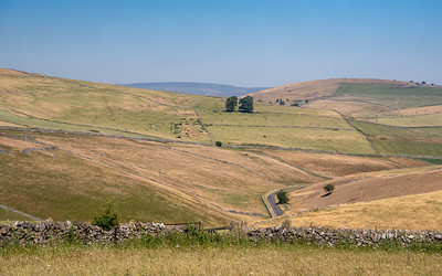 Long Dale in the Derbyshire Peak District