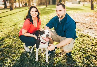 Derek + Christina Engagement